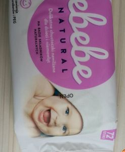 72CT Alcohol Free Nonwoven Soft Baby Wet Wipes pictures & photos