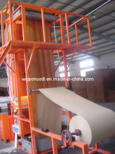 Jienuo Evaporative Cooling Pad Production Line/Machine pictures & photos