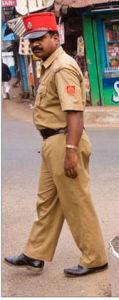 2014 New Style Police Uniform (UFM130333) pictures & photos