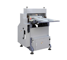 Hardback Book Spine Slitting Machine pictures & photos