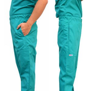 Royal Blue Nursing Uniforms Scrub Suit Designs pictures & photos