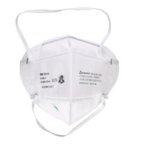 Moulded Valved Respiratory Masks Ffp1/Ffp2 Disposable Face Mask N95 pictures & photos