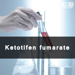 High Quality Ketotifen Fumarate with Good Price