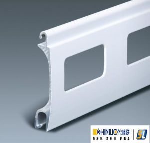 Perforated Roller Shutter Profiles, Aluminum Profiles pictures & photos