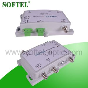 5-862MHz Bi-Directional FTTH Optical Receiver pictures & photos