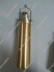 Brass Petroleum Oil Sample Bottles 500cc pictures & photos