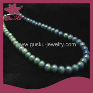 Fashion Health Tourmaline Necklace (2015 Gus-Tmn-084)