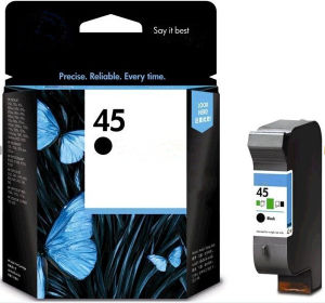 Ink Cartridge for HP 45