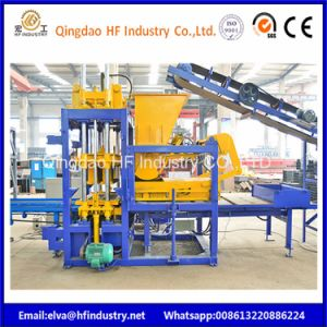 Qt5-15 Widely Used Hollow Block Solid Brick Making Machine with Hydraulic Pressure pictures & photos