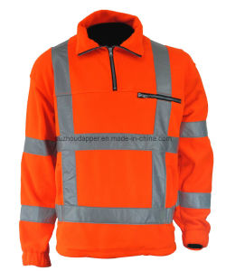 High Visibility Fleece Jacket (EUR025)