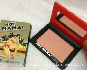 New Style! The Balm 3 Kinds Blush Hot Mama / Bahama Mama/Sexy Mama Makeup Blusher Palette pictures & photos