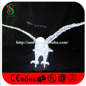 3D Eagle Sculpture Motif Lights pictures & photos