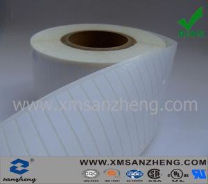 Customized Glossy Blank Paper Roll Stickers pictures & photos