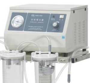 Mobile Low-Vacuum Low Pressure Gynecology Aspirator (Amniotic Fluid) Suction Unit (SC-LX840L) pictures & photos