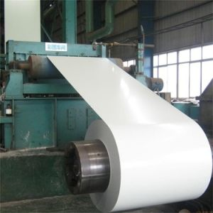 Prepainted Galvanized Steel Coil PPGI PPGL Color Coated Steel Sheet pictures & photos