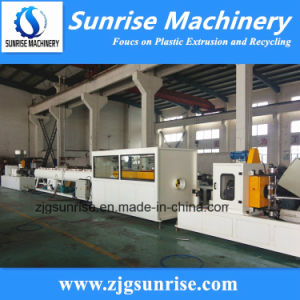 Sunrise Machinery PVC Water and Electric Pipe Extrusion Machine for Sale pictures & photos