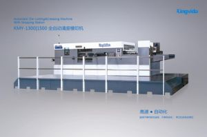 Automatic Die Cutting&Creasing Machine with Stripper (KMY1500)