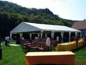 18m X 20m Event Tent for Product Promotion and Advertisement