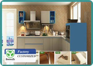 Hot Selling Lower Price Dubai Kitchen Cabinet pictures & photos