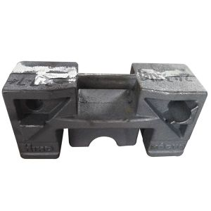 OEM Sand Ductile Casting Counter Weight/Crane