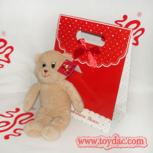 Plush Bear Toy with Gift Box pictures & photos