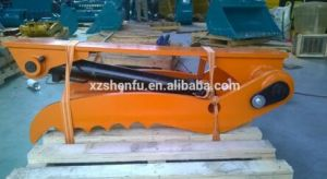 ISO Approved Excavator Hydraulic Thumb Grab Bucket Thumb Grapple pictures & photos