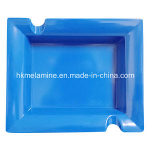 Recrangle Shaped Melamine Ashtray (AT062) pictures & photos
