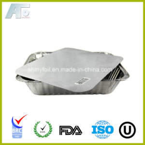 Lubricated Aluminium Foil for BBQ Food Packaging