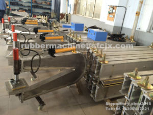 Point Type Conveyor Belt Rapairing Vulcanizing Press/ Vulcanizer pictures & photos