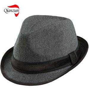 Popular Fashion Woolen Braided Bucket Hat (LWC-217) pictures & photos