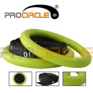 Heavy Duty Crossfit Exercise Fitness Gymnastic Rings (PC-GR1002) pictures & photos