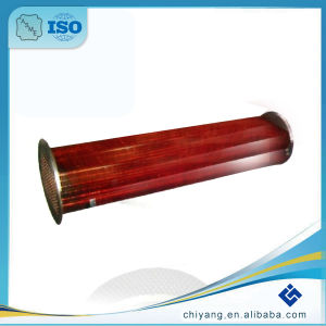 Industrial Shell and Tube Air Tubular Heat Exchanger for Compressor