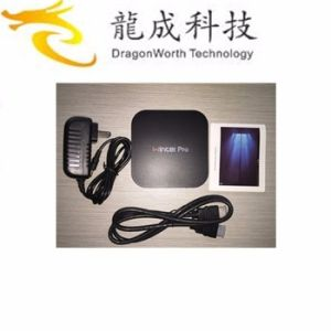 Wintel W8 Dual Intel Mini PC Win8.1 Android 4.4 Z3735f Quad Core 64bit TV Box 2g/32g Bluetooth 4.0 pictures & photos