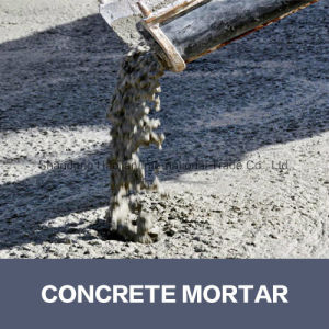 Sprayed Concrete Mortar Additive PCE Superplasticizer pictures & photos