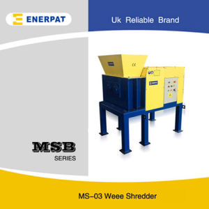 Waste Cellphone Shredder Machine/ E Waste Recycling Machine with Competitive Price