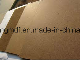 E0 Glue 1220*2440mm*3mm Hardboard with Cheap Price pictures & photos