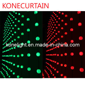 Kone--DMX Control/Pixel Control/Madrix Control LED Ball Curtain Light