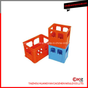 Plastic Injection 12 Bottles Beer Crate Molding