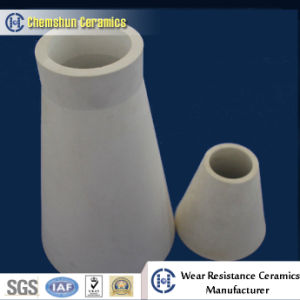 Wear Resistant Bend Pipe for Mechanical Conveying Equipment pictures & photos