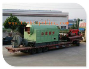 Szl Type Double Drum Industrial Coal Fired Boiler pictures & photos