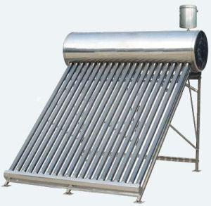 Non-Pressure Vacuum Tube Solar Water Heater System