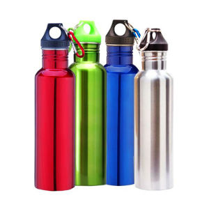 500ml Sport Water Bottle Made of Stainless Steel pictures & photos
