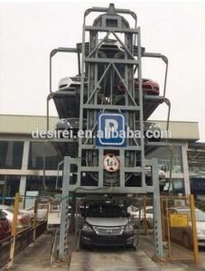 Ce ISO Certification Vertical Rotary Car Parking System pictures & photos