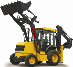 Best Price Backhoe Loader of Wz30-25 pictures & photos