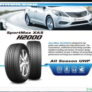SUV UHP Tire, Snow Winter, PCR, Passenger Car Tyre (245/45r18)