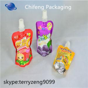 Spout Pouch Juice Packaging Bag pictures & photos