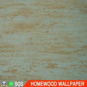 PVC Deep Embossed Wall Paper for Home Deocration pictures & photos