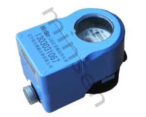 Plastic Valve-Controlled Wireless Smart Water Meter pictures & photos