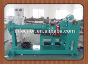 Single Screw Rubber Extruder and Rubber Strainer pictures & photos