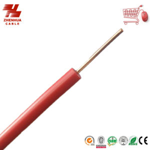 BV Wire Solid Copper Conductor PVC Insulated Electric Wire 1*1.5mm2 450/750V pictures & photos